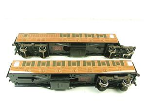 Ace Trains Wright Series O Gauge LNER All 3rd Pair of Articulated Coaches Set image 8