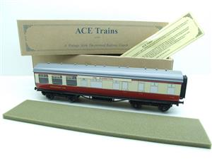 "Ace Trains O Gauge C5 BR ""The Elizabethan"" Restaurant Buffet Coach R/N E302 Boxed image 3"
