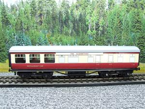 "Ace Trains O Gauge C5 BR ""The Elizabethan"" Restaurant Buffet Coach R/N E302 Boxed image 4"