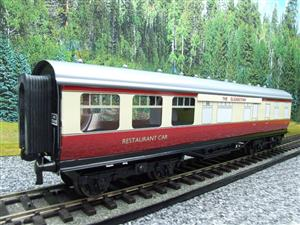 "Ace Trains O Gauge C5 BR ""The Elizabethan"" Restaurant Buffet Coach R/N E302 Boxed image 5"