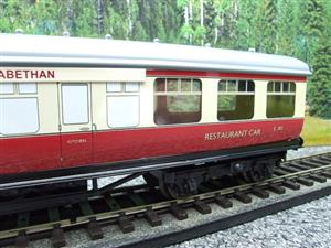 "Ace Trains O Gauge C5 BR ""The Elizabethan"" Restaurant Buffet Coach R/N E302 Boxed image 9"