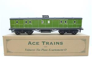"Ace Trains O Gauge French Edition Fougon ""1991"" Baggage Coach Boxed image 1"