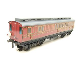 Ace Trains O Gauge C1 LMS x3 Clerestory Roof Passenger Coaches Set Boxed image 3