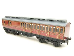 Ace Trains O Gauge C1 LMS x3 Clerestory Roof Passenger Coaches Set Boxed image 4