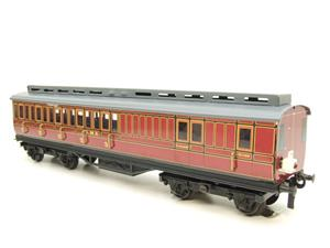 Ace Trains O Gauge C1 LMS x3 Clerestory Roof Passenger Coaches Set Boxed image 7
