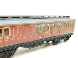 Ace Trains O Gauge C1 LMS x3 Clerestory Roof Passenger Coaches Set Boxed image 8