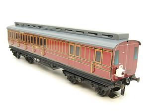 Ace Trains O Gauge C1 LMS x3 Clerestory Roof Passenger Coaches Set Boxed image 9