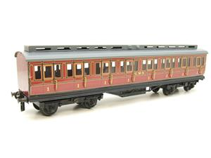 Ace Trains O Gauge C1 LMS x3 Clerestory Roof Passenger Coaches Set Boxed image 10