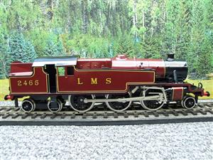 Ace Trains O Gauge E8 LMS Maroon Stanier Tank Loco R/N 2465 Electric 2/3 Rail Boxed image 4
