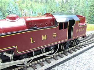 Ace Trains O Gauge E8 LMS Maroon Stanier Tank Loco R/N 2465 Electric 2/3 Rail Boxed image 5