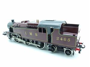 Ace Trains O Gauge E8 LMS Maroon Stanier Tank Loco R/N 2465 Electric 2/3 Rail Boxed image 7