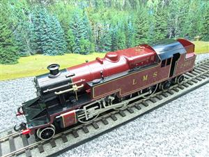 Ace Trains O Gauge E8 LMS Maroon Stanier Tank Loco R/N 2465 Electric 2/3 Rail Boxed image 8