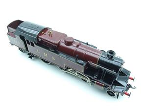 Ace Trains O Gauge E8 LMS Maroon Stanier Tank Loco R/N 2465 Electric 2/3 Rail Boxed image 9