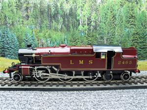 Ace Trains O Gauge E8 LMS Maroon Stanier Tank Loco R/N 2465 Electric 2/3 Rail Boxed image 10