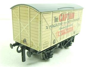 "Darstaed O Gauge GW ""Captain"" 4 Wheel Advertising Van R/N 8384 Brand New Boxed image 6"