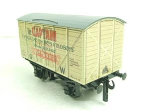"Darstaed O Gauge GW ""Captain"" 4 Wheel Advertising Van R/N 8384 Brand New Boxed image 9"