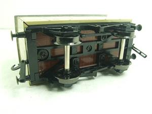 "Darstaed O Gauge GW ""Captain"" 4 Wheel Advertising Van R/N 8384 Brand New Boxed image 10"