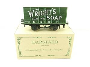 "Darstaed O Gauge SECR ""Wrights Soap"" Advertising Van R/N 27741 Boxed Ltd Edition image 1"