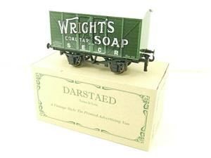 "Darstaed O Gauge SECR ""Wrights Soap"" Advertising Van R/N 27741 Boxed Ltd Edition image 4"