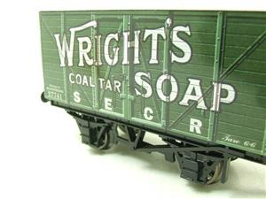 "Darstaed O Gauge SECR ""Wrights Soap"" Advertising Van R/N 27741 Boxed Ltd Edition image 6"