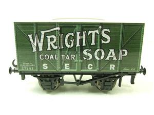 "Darstaed O Gauge SECR ""Wrights Soap"" Advertising Van R/N 27741 Boxed Ltd Edition image 7"