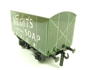 "Darstaed O Gauge SECR ""Wrights Soap"" Advertising Van R/N 27741 Boxed Ltd Edition image 8"