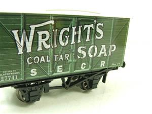 "Darstaed O Gauge SECR ""Wrights Soap"" Advertising Van R/N 27741 Boxed Ltd Edition image 9"