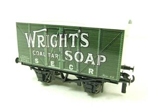 "Darstaed O Gauge SECR ""Wrights Soap"" Advertising Van R/N 27741 Boxed Ltd Edition image 10"