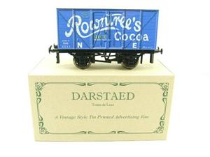"Darstaed O Gauge Tinprinted Advertising Van NE ""Rowntrees Cocoa"" Ltd Edition Bxd image 1"