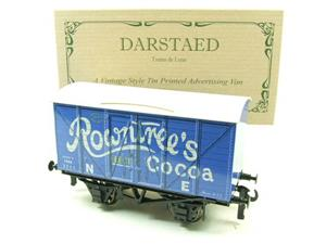 "Darstaed O Gauge Tinprinted Advertising Van NE ""Rowntrees Cocoa"" Ltd Edition Bxd image 2"