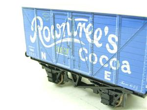 "Darstaed O Gauge Tinprinted Advertising Van NE ""Rowntrees Cocoa"" Ltd Edition Bxd image 5"
