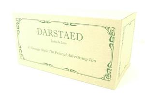 "Darstaed O Gauge Tinprinted Advertising Van NE ""Rowntrees Cocoa"" Ltd Edition Bxd image 9"