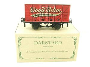 "Darstaed O Gauge LNWR ""Woodmilne"" Advertising Van R/N 6008 Boxed Ltd Edition image 1"