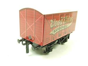 "Darstaed O Gauge LNWR ""Woodmilne"" Advertising Van R/N 6008 Boxed Ltd Edition image 5"