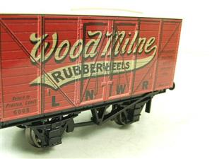 "Darstaed O Gauge LNWR ""Woodmilne"" Advertising Van R/N 6008 Boxed Ltd Edition image 8"