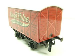 "Darstaed O Gauge LNWR ""Woodmilne"" Advertising Van R/N 6008 Boxed Ltd Edition image 9"