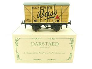 "Darstaed O Gauge MR Advertising Van ""Bass"" R/N 91201 Ltd Edition Boxed image 1"