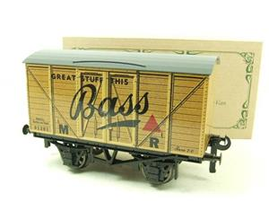 "Darstaed O Gauge MR Advertising Van ""Bass"" R/N 91201 Ltd Edition Boxed image 2"