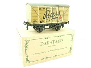 "Darstaed O Gauge MR Advertising Van ""Bass"" R/N 91201 Ltd Edition Boxed image 3"