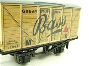 "Darstaed O Gauge MR Advertising Van ""Bass"" R/N 91201 Ltd Edition Boxed image 5"