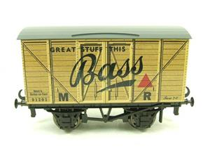"Darstaed O Gauge MR Advertising Van ""Bass"" R/N 91201 Ltd Edition Boxed image 7"