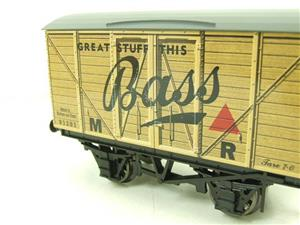 "Darstaed O Gauge MR Advertising Van ""Bass"" R/N 91201 Ltd Edition Boxed image 8"