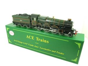 "Ace Trains O Gauge E7/2 BR Castle Class ""Clun Castle"" R/N 7029 Electric 2/3 Rail image 2"