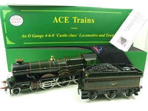"Ace Trains O Gauge E7/2 BR Castle Class ""Clun Castle"" R/N 7029 Electric 2/3 Rail image 3"
