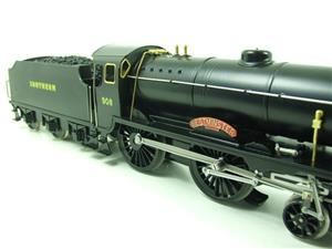 "Ace Trains O Gauge E10P SR Black Schools Class ""Westminster"" R/N 908 Electric 2/3 Rail Bxd image 3"