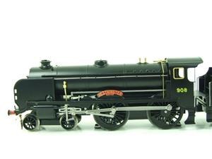 "Ace Trains O Gauge E10P SR Black Schools Class ""Westminster"" R/N 908 Electric 2/3 Rail Bxd image 8"