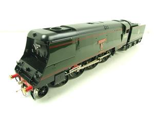 "Ace Trains O Gauge E9 Bulleid Pacific BR ""Exeter"" R/N 34001 Electric 2/3 Rail Bxd image 4"