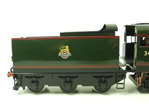 "Ace Trains O Gauge E9 Bulleid Pacific BR ""Exeter"" R/N 34001 Electric 2/3 Rail Bxd image 7"