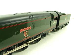 "Ace Trains O Gauge E9 Bulleid Pacific BR ""Exeter"" R/N 34001 Electric 2/3 Rail Bxd image 8"