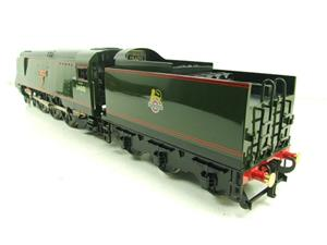 "Ace Trains O Gauge E9 Bulleid Pacific BR ""Exeter"" R/N 34001 Electric 2/3 Rail Bxd image 9"
